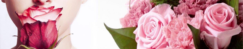 Roses éternelles de fabrication française, 100% naturelles
